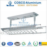 L'aluminium personnalisé vêtx la crémaillère avec l'éclairage de Drying/LED/configuration de Sanitization