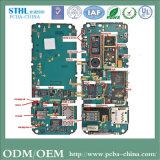 Carte à circuit faite sur commande de téléphone mobile de Xpc