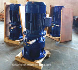 Veritical Cyclo 변속기 또는 속도 흡진기