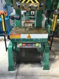 La presse de pouvoir de C-Bâti de la tonne J23-10, presse mécanique de J23-10t, la poinçonneuse 10ton mécanique, 10 tonnes appuient la machine mécanique