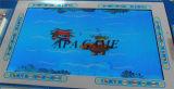 Posta di indennità della concorrenza dei pesci che scommette la macchina del gioco