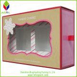 고명한 상표 장식용 서류상 선물 수송용 포장 상자