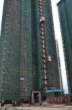 Средний подъем конструкции здания преобразователя частоты скорости