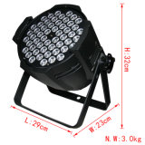 36PCS*3W RGB 3in1 LED PAR Light (YE034F)