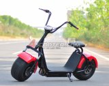 Moto électrique de la ville 800W 60V de mode pour l'adulte