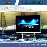 Exposição de diodo emissor de luz do anúncio ao ar livre