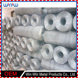 Maglia di alluminio di filtrazione del filtro dal condizionatore d'aria dello schermo dell'espulsore a maglia fine superiore poco costoso di vendita della maglia