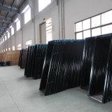 Porte en acier de fer extérieur de garantie de fabrication de ville de Sun (SC-S073)