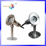 Stainless Steel 1W LED Underwater Lights