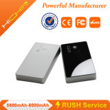 5600mAh Mobile Power Bank met 18650 Battery