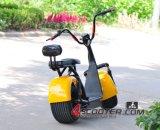 1000W Brushless Volwassen Elektrische Autoped van de Stad Scrooser