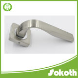 Quadratische Tür-Griffe mit Firmenschild, Tür-Verschluss-Griff