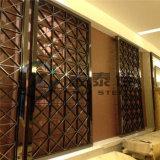 Modèle moderne d'établissement de l'hôtel/Clubhouse/KTV/Luxury/d'écran partition de café, modèle personnalisé