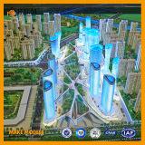 표시 제조의 부동산 모형 또는 주거 건물 모형 또는 집 모형 또는 모든 종류 또는 건축 설계 계획안의 축소 모형 건물