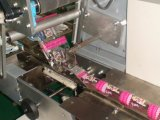 A proteína horizontal de alta velocidade barra a série da máquina de embalagem Zp-500