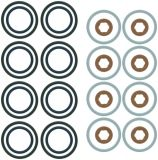 Anillo o de EPDM para los sellos del sistema de motor de las piezas de automóvil/la instalación de /Heating del radiador/el calentador de agua autos, anillo o de las piezas de automóvil