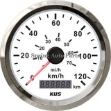 Популярные 85mm Speedometer 0-120km/H с Backlight для Car Tractor