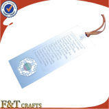 Alta qualità Custom Silver Metal Bookmarks per Gifts (FTBM3115A)