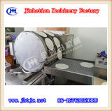 Rolo de mola elétrico ou de gás do aquecimento que faz a máquina da pastelaria de Samosa da máquina