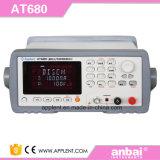 Probador de corrente de vazamento com interface de manipulador (AT680)