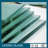 vidrio Tempered Polished plano claro de 3-12m m para el aparato electrodoméstico