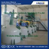 fábrica de tratamento do petróleo do feijão de soja da máquina de Producting do petróleo do feijão de soja 10tpd