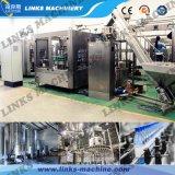 máquina de rellenar en botella automática del agua mineral 2000~30000bph 3 in-1 y pura