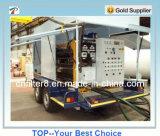 Schlussteil-Typ verwendete dielektrische Öl-Reinigung-Maschinerie-Serie Zym-20