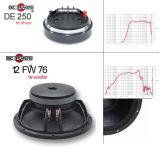 Methoden-Zeile Reihen-Lautsprecher der Aktivitäts-Unterhaltungs-12 des Zoll-2