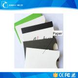 Monedero de viaje RFID Bloc de notas Tarjeta de identificación de estudiante Secruity