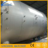 El tanque de almacenaje industrial de la fabricación de encargo hecho en Shangai