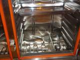 10の皿の商業米の汽船の炊事道具