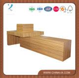 Soporte de visualización de madera para la tienda al por menor