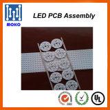 85-265V runde Aluminium LED gedruckte Schaltkarte für Birnen-Licht