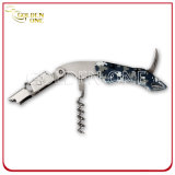 Multi-Color Different Pattern Stainless Steel Pulltap Wine Opener