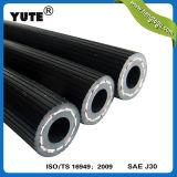 Black professionnel Rubber Hose pour 19mm Diesel Fuel Hose
