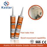 Sealant силикона Acetoxy высокой эффективности (Kastar731)