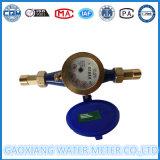 Contador del agua de cobre amarillo del mejor Multi-Jet del precio Lxsg15-40