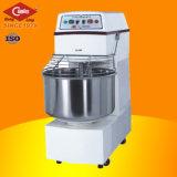 50kg (130L) de Spiraalvormige Mixer van het Deeg van Guangzhou Hongling/de Mixer van de Bloem