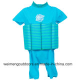 Tecido reusável do bebê da nadada, Wetsuit morno, Swimsuit da flutuabilidade. Wm033