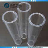 Transparente Poly Carbonate PC Hollow Round Plastic Pipes