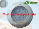 An der Wand befestigtes Plastic PAR56 Pool Light, LED Pool Light, 18W IP68 Underwater Lamp für Swimming Pool Lf-PAR56-18W