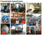 Heating를 위한 700kw 1400kw 2800kw 4200kw Oil Fired Hot Water Boiler