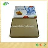 Het stijve Verpakkende Vakje van het Document van het Voedsel voor Verkoop (ckt-cb-712)