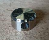 Кром сопла оборудования точности подвергая механической обработке покрыл