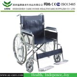 فولاذ كرسيّ ذو عجلات كرسيّ ذو عجلات معياريّة يدويّة كرسيّ ذو عجلات رخيصة