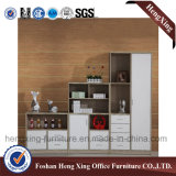 Module de mémoire en bois de combinaison de meubles de salle de séjour (HX-6M333)