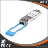 Supporto di Multi-tasso di QSFP-40G-LR4-C 40GB (Ethernet 40G e OUT3) LC, 10 chilometri, quattro ricetrasmettitore di lunghezze d'onda QSFP+ di 10Gbps CWDM