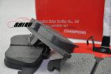 Monde P24076sのための身に着け抵抗のBremboブレーキパッド