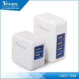 4 ports USB multi Voyage chargeurs muraux sortie pour tous les téléphones mobiles